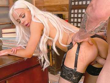Elsa Jean in Naughty Office