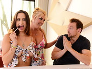 Erik Everhard wants nothing to do with his stepdaughter, Ashley Adams, because shes a dirty ...