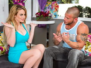 Corinna Blake stops by Marco's house to thank him for his help. She figures the best way ...