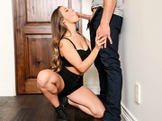 Returning home from a night out, Damon Dice brings home his girlfriend, Cassidy Klein, to have ...