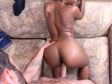 Chanell Heart in Busting that pussy wide open!