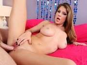 Dillion Carter is skinny dipping and her boyfriend's son decides to peep on her. Dillion ...