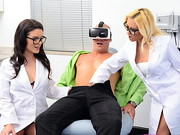Marsha May and Kacey Quinn had a part time gig working in a local medical office. They were ...
