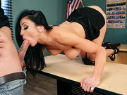 Professor Audrey Bitoni could not be more irritated her evening plans have been dashed thanks ...