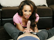 Teanna loves teasing and fucking her stepbrother Johnny. He thinks its wrong, but she loves a ...