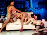 Sweet housewife Aaliyah Love wants to spice up her marriage so she and her hubby head to a ...