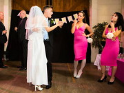 Weddings are a timeless capsule of joy, however, for Chris Diamond it feels like a nightmare! ...